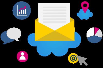 Eine der effektivsten Formen im Direktmarketing: Email Marketing