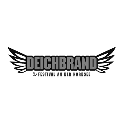 Logo: Deichbrand - Festival an der Nordsee