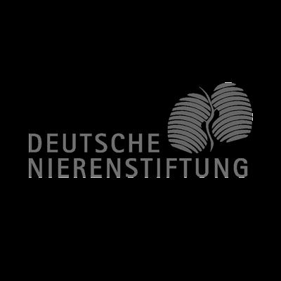 Logo: Deutsche Nierenstiftung