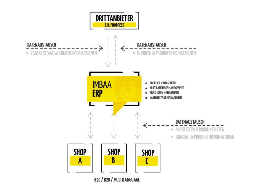 IMBAA ERP einfach erklärt als Infografik